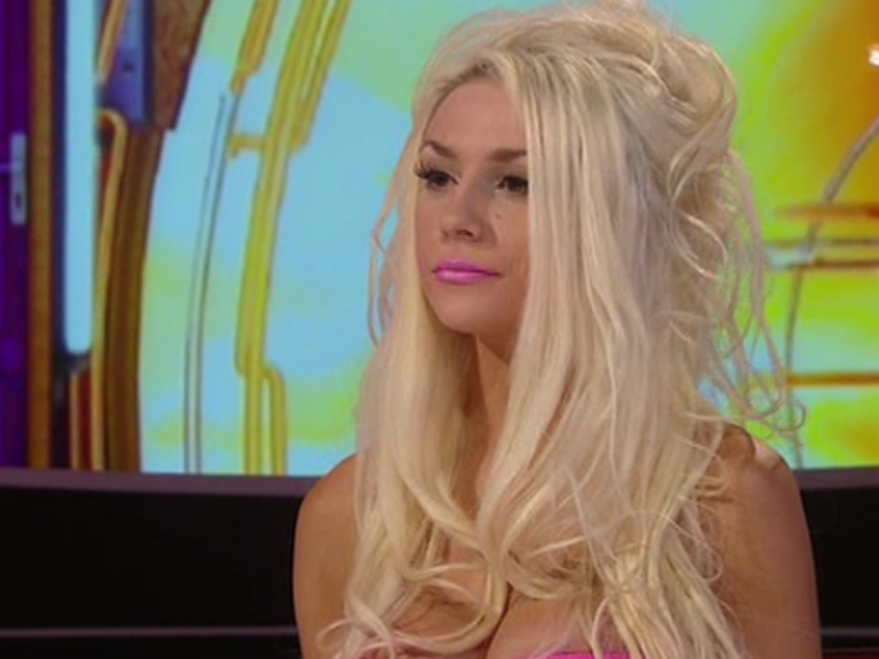 Courtney Stodden, Louie Spence lose out on Celebrity Big Brother final in double eviction