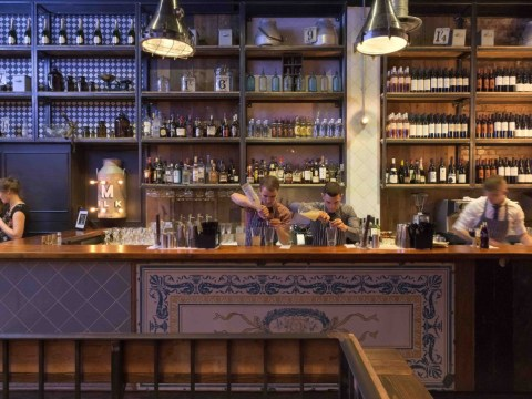 Guys' guide to date ideas in London: Dinner at Chop Shop