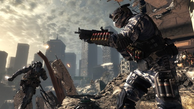 Call Of Duty: Ghosts - has it became a gaming punching bag?