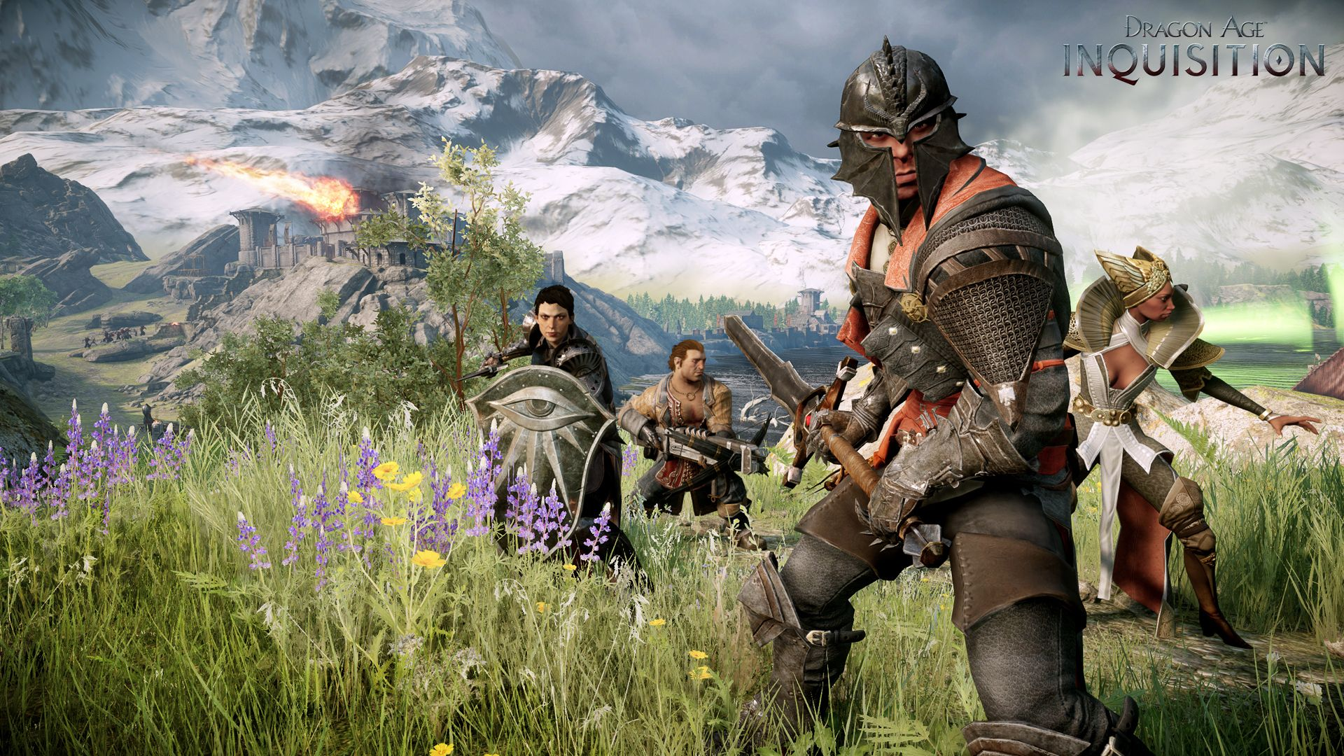 Dragon Age: Inquisition – nobody expects, well… you know the rest