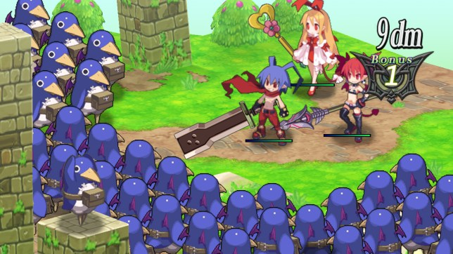 Disgaea D2: A Brighter Darkness (PS3) – we expected better, dood