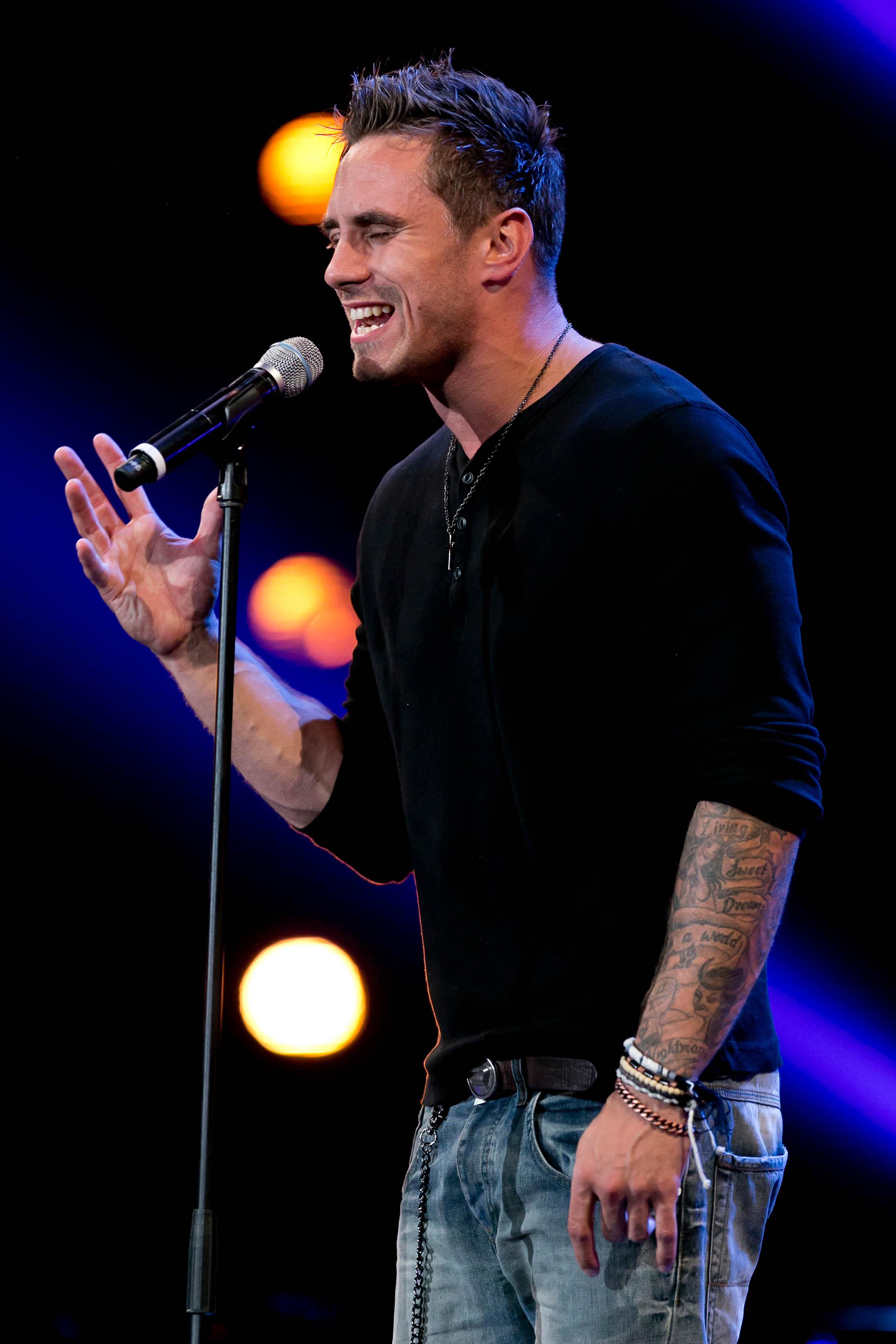 X Factor Joseph Whelan