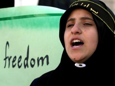 Non-Muslim teacher 'forced to wear hijab'