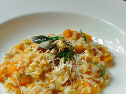 Recipe: How to cook butternut squash risotto