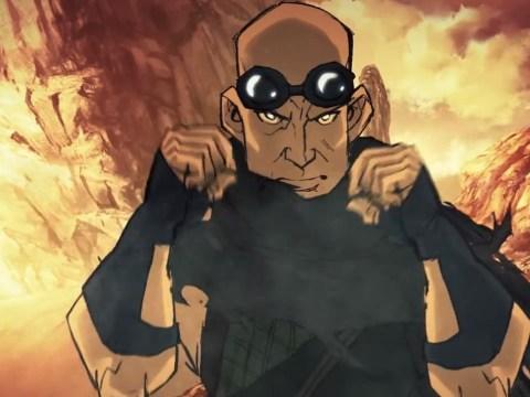 Riddick: The Merc Files review – Diesel powered