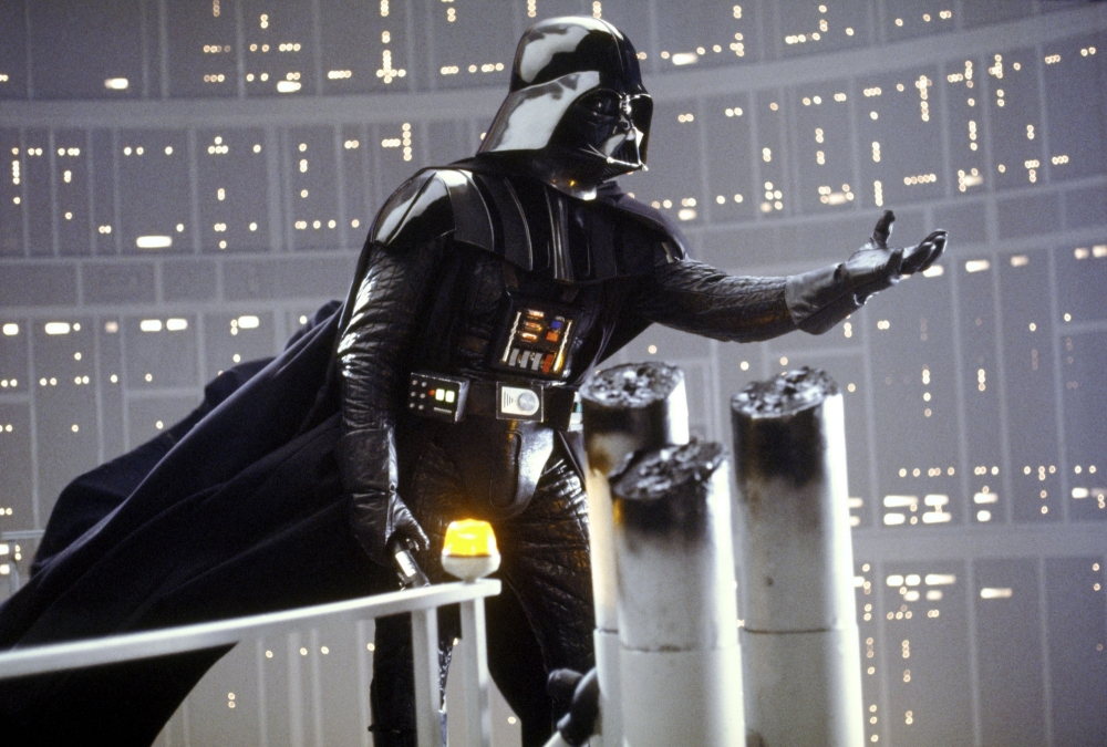 Star Wars meets William Shakespeare in literary mash-up