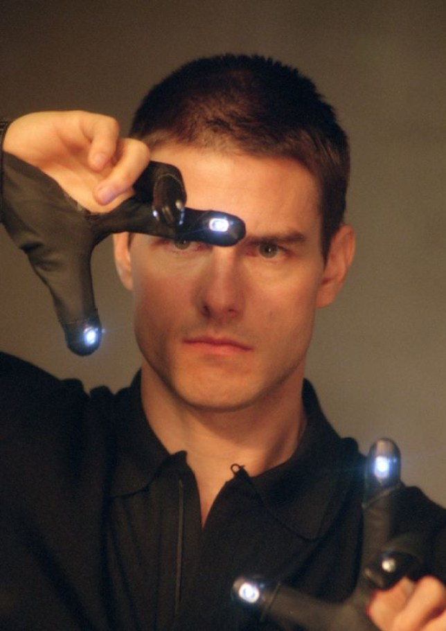 Minority Report becomes a reality as police develop 'future crime' maps to predict where crime will occur