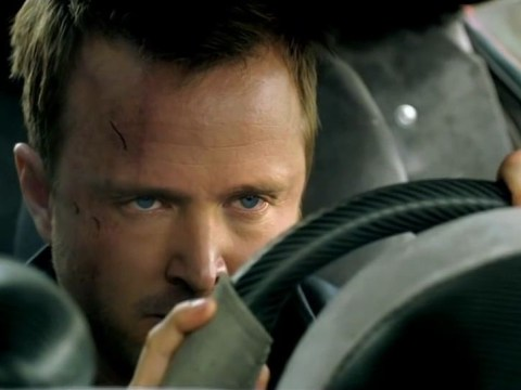 Need For Speed trailer starring Aaron Paul not actually as bad you would think