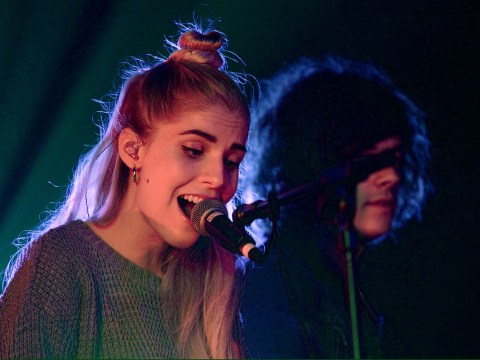 BBC Radio 1 apologises after calling London Grammar's Hannah Reid 'fit'