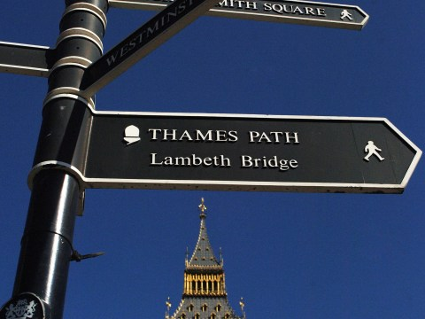 Walk along Thames named one of world's most exciting experiences