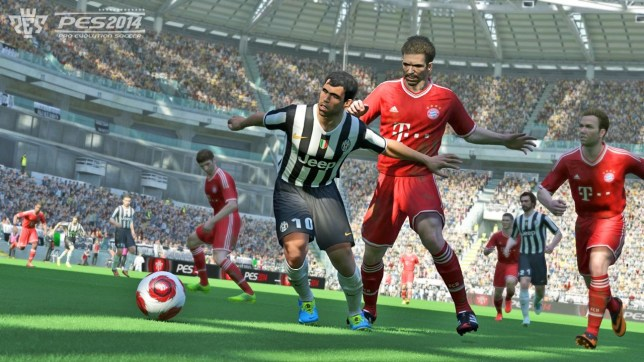 PES 2014 – will a change of management help?