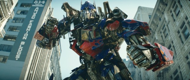 Rumoured titles for Transformers 4 have surfaced (Picture: Paramount Pictures)