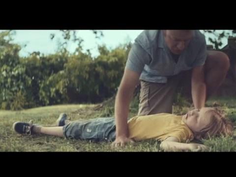 Hard-hitting: St John Ambulance shocks with new first aid campaign 'Save the boy'