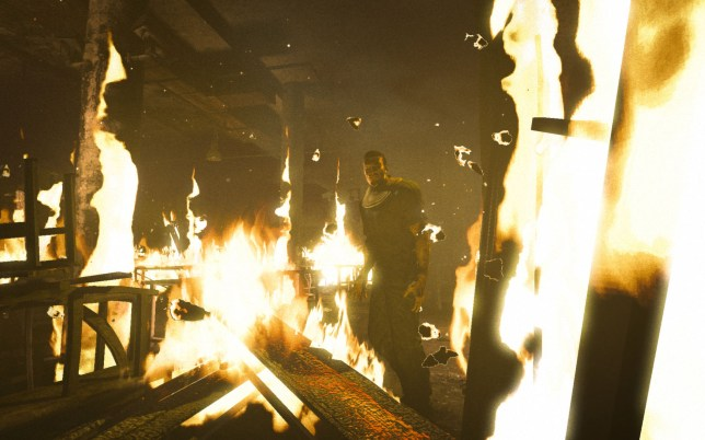 Outlast (PC) - maybe the dark was better…
