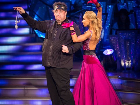 Strictly Come Dancing: Mark Benton and Susanna Reid steal favourites' thunder
