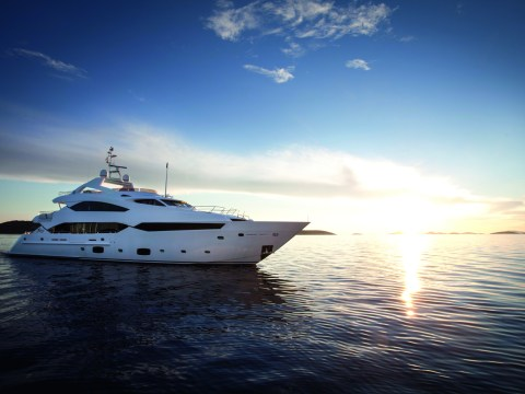 Britain's superyacht industry is riding a new wave of business