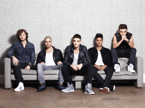 The Wanted announce new single Show Me Love (America) unveil Word Of Mouth album artwork and assure fans it's 'worth the wait'