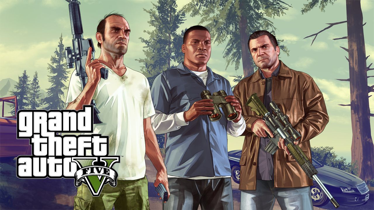 Grand Theft Auto: Why GTA V is possibly the worst game ever