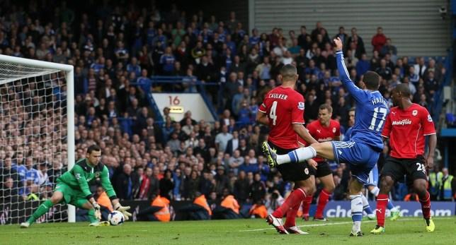 Magical Eden Hazard shoots Chelsea towards top spot with ...