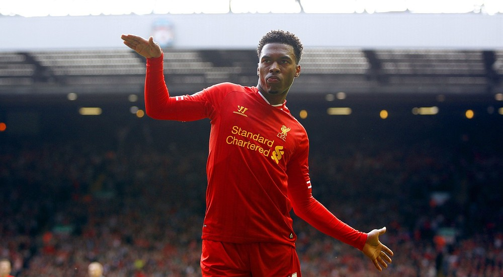 Daniel Sturridge has two goals in two appearances this season (Picture:Getty)