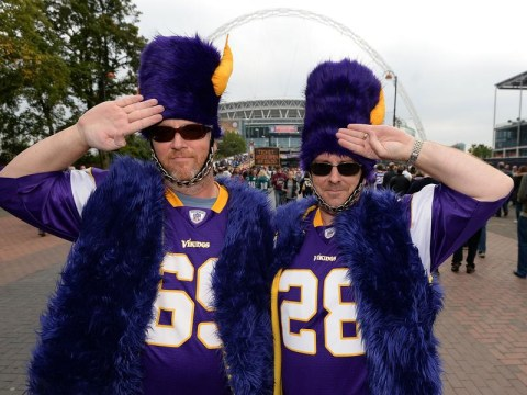 Channel Four's coverage of the Minnesota Vikings and Pittsburgh Steelers match at Wembley spoils my Grand Designs on NFL