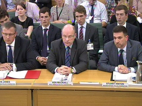 'Plebgate' police: Why should we apologise to Andrew Mitchell?