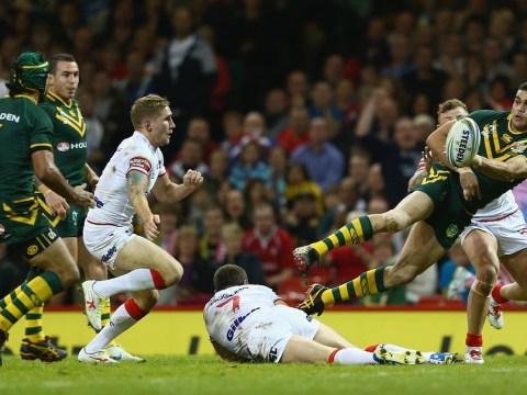 Rugby League World Cup 2013: Australia hold off England as Steve McNamara admits 'frustration'