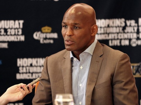 Record-breaking Bernard Hopkins promises another 'special performance' against Karo Murat