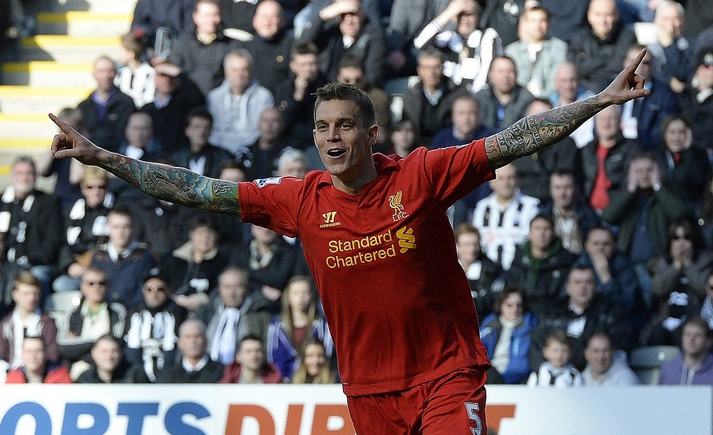 Liverpool's Daniel Agger not interested in Barcelona links