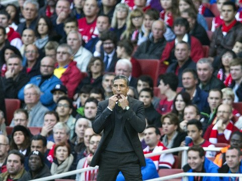 Chris Hughton can take Norwich fans' brickbats – but Facebook racist abuse is a whole new level