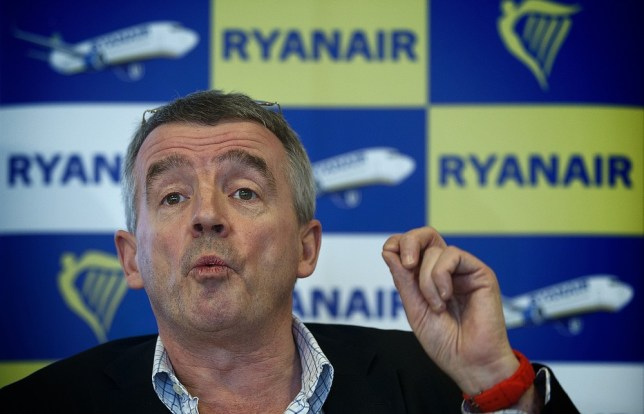 Michael O'Leary: Ryanair flights to the US will cost you €10