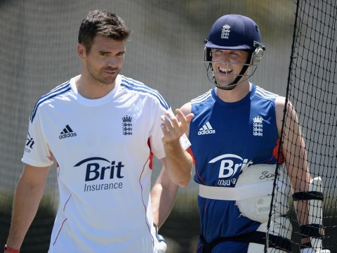 Ashes diary: Bagpipes at England's net session, Graeme Swann and Ian Bell watch Perth Glory and James Anderson is a green-fingered star