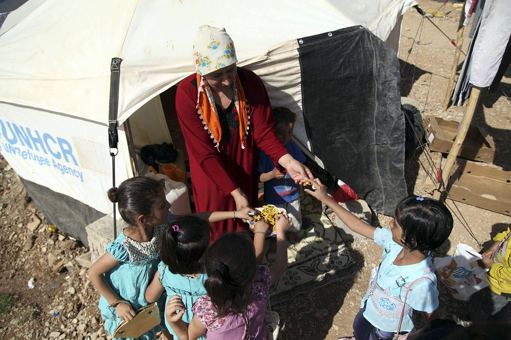 Eat dogs, cats and donkeys, clerics tell starving Syrians