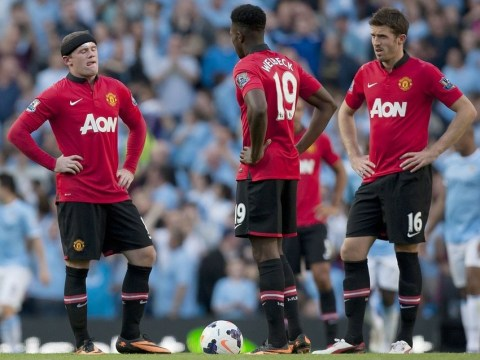 Michael Carrick says Manchester United remain confident despite falling off title pace