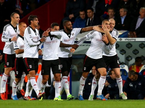 Fulham are not out of the woods yet despite their party at the Palace