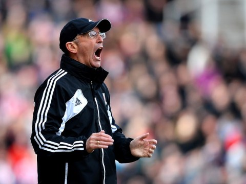 New Crystal Palace manager: Back Tony Pulis to lead Eagles' fight for Premier League survival