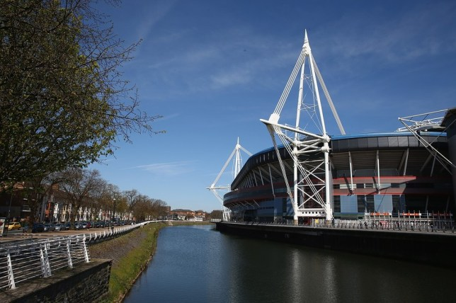 CARDIFF, WALES - MAY 02:  General views of the Millennium Stadium on May 2, 2013 in Cardiff, Wales. The 13 Match Venues and Host Cities selected are: Twickenham Stadium (London), Wembley Stadium (London), Olympic Stadium (London), Millennium Stadium (Cardiff), Manchester City Stadium (Manchester), St James Park (Newcastle), Elland Road (Leeds), Leicester City Stadium (Leicester), Villa Park (Birmingham), Kingsholm Stadium (Gloucester), stadiummk (Milton Keynes), Brighton Community Stadium (Brighton) and Sandy Park. Getty Images for IRB