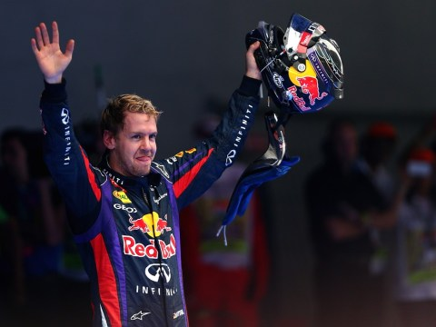 Red Bull vow to keep their foot on the gas despite Sebastian Vettel's world championship title