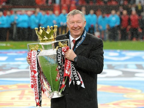 Sir Alex Ferguson backs Manchester United to retain Premier League title