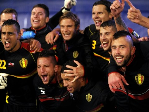World Cup 2014: Spain and Uruguay bid to join Belgium and Colombia in Brazil next year