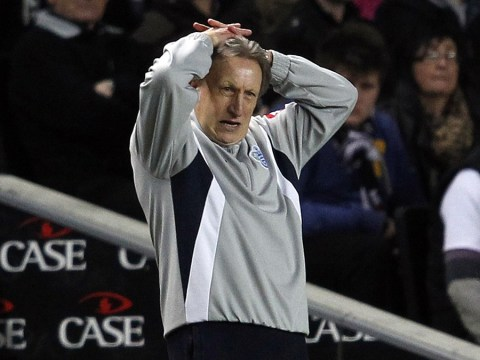 Neil Warnock: I'd rather watch Downton Abbey than an England match