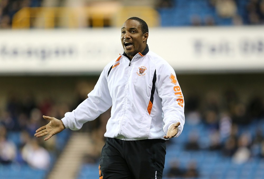 FA document claims Paul Ince 'violently shoved' and threatened to knock out the fourth official after Blackpool's match with Bournemouth