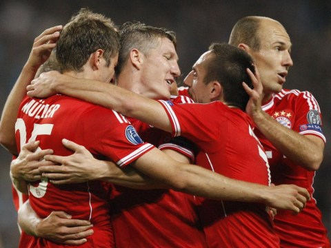 Arjen Robben: Beating Manchester City was easy
