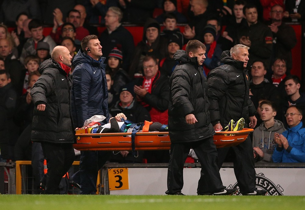 Robert Snodgrass recovering after nasty collision in Norwich's Capital One Cup defeat at Manchester United