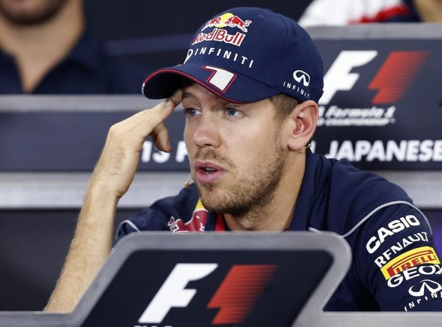 Vettel has denied his era of domination is turning F1 fans off the sport (Picture: AP)