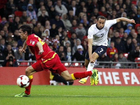 Andros Townsend promises his 'perfect' international debut won't go to his head