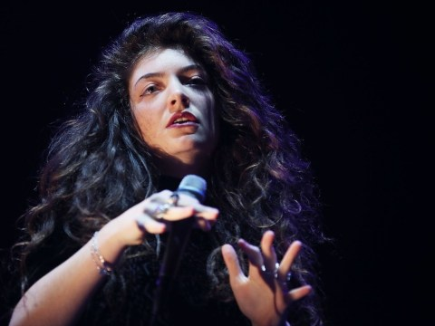 Lorde royally beats X Factor winner James Arthur to score her first ever chart-topper