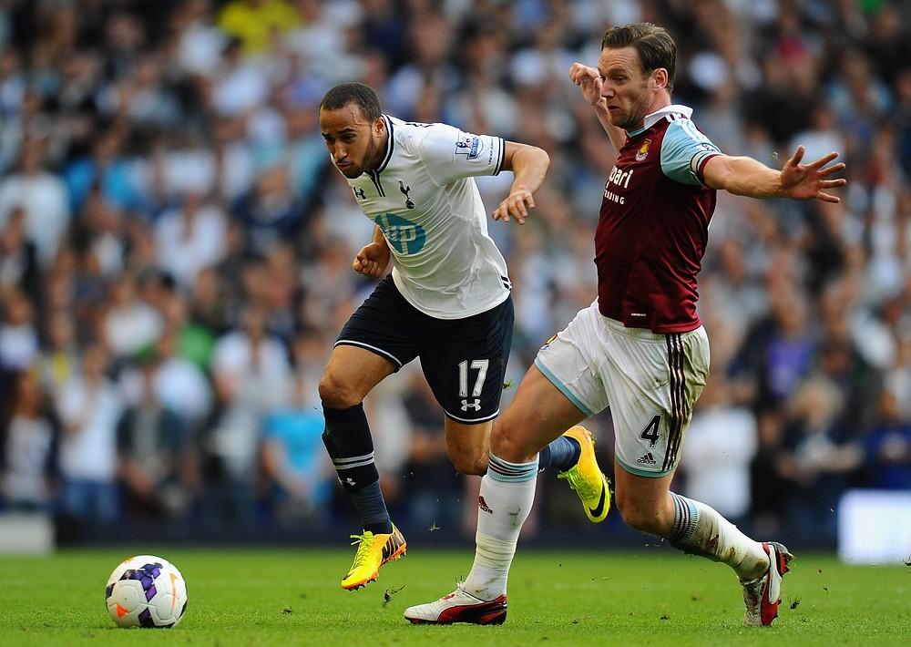 Andros Townsend isn't Tottenham's only quality player, warns Aston Villa boss Paul Lambert