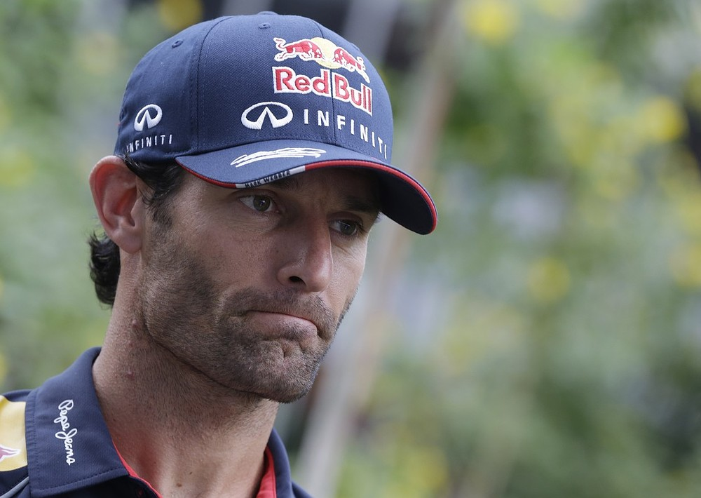 Mark Webber may put Sebastian Vettel's Red Bull title charge on ice in India