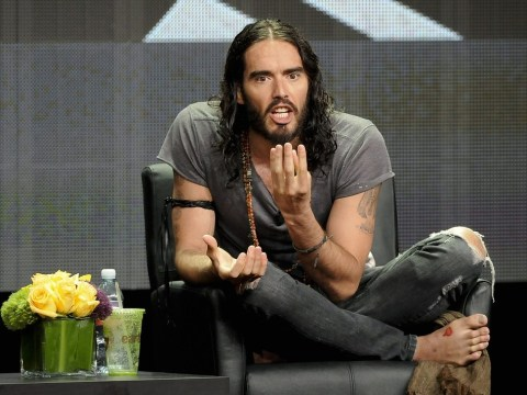 Russell Brand's big drug idea might not just be pie in the sky